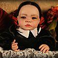 Wednesday Addams Baby Portrayal