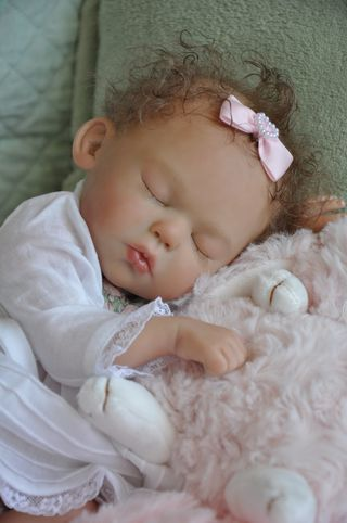 Lacey Michelle Reborns Tiny Sleeper Dawn Donofrio