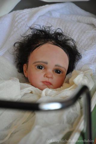 LMRB Vicotiran Gothic Reborn Baby