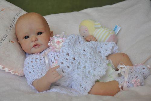 Lidy Didy Jacobsen Reborn Baby
