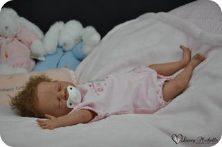 Buggy kit Bonnie Brown Lacey Michelle Reborns 2