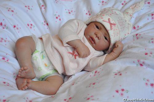 Michelle Kit Evelina Wosnjuk Lacey Michelle Reborns