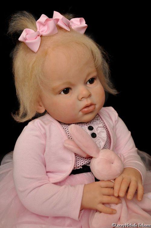 Reborn Arianna Toddler Reva Schick