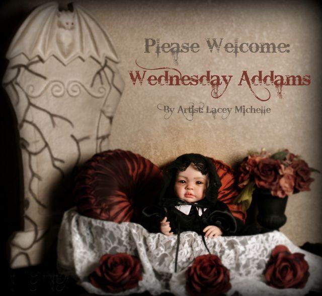 Welcome+wednesday+addams